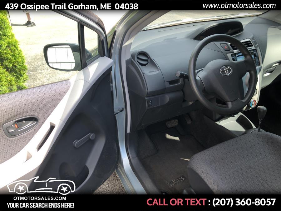 Used Toyota Yaris 2d 2009 | Ossipee Trail Motor Sales. Gorham, Maine