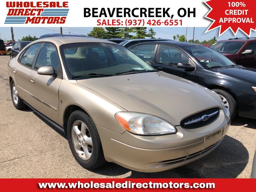 Used Ford Taurus 4dr Sdn SE 2001 | Wholesale Direct Motors. Beavercreek, Ohio
