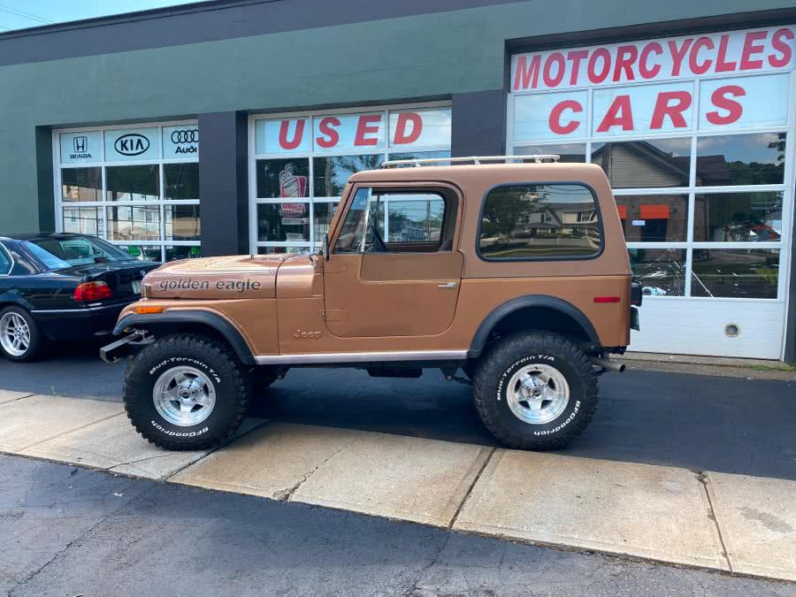 Used 1979 Jeep CJ7 in Milford, Connecticut | Village Auto Sales. Milford, Connecticut