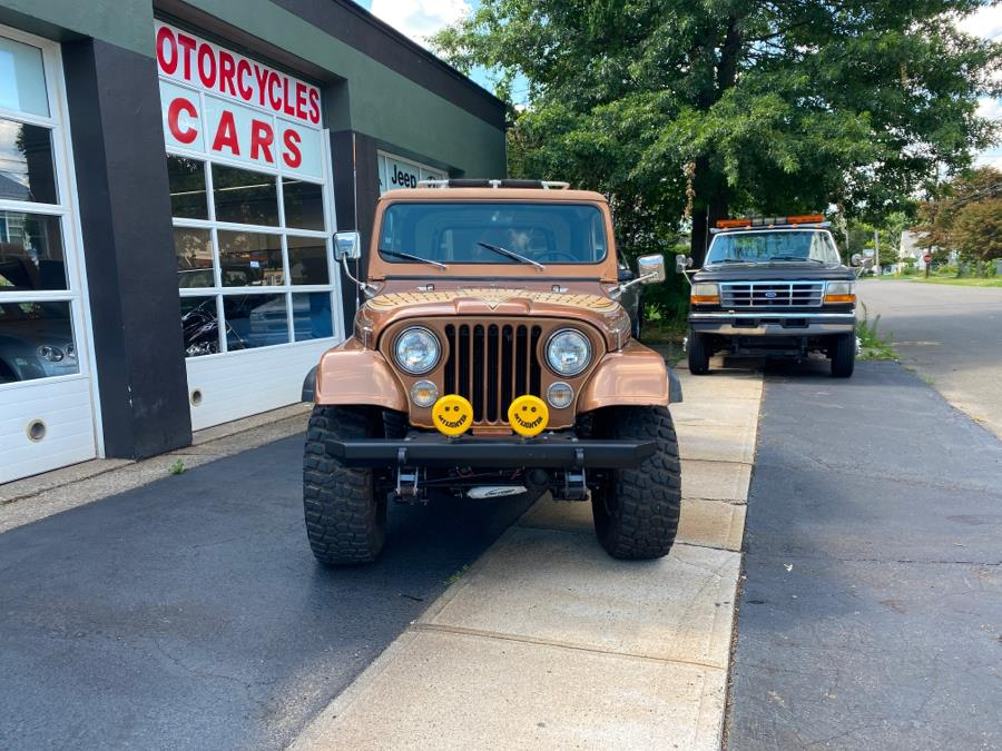 Used Jeep CJ7 Wrangler Golden Eagle 1979 | Village Auto Sales. Milford, Connecticut