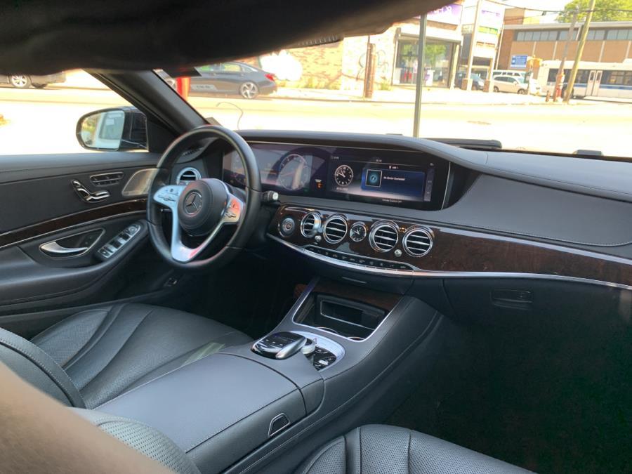 Used Mercedes-Benz S-Class S 450 4MATIC Sedan 2018 | E Cars . Brooklyn, New York
