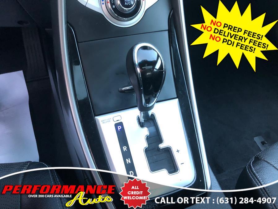 Used Hyundai Elantra 4dr Sdn Auto Limited PZEV 2012 | Performance Auto Inc. Bohemia, New York