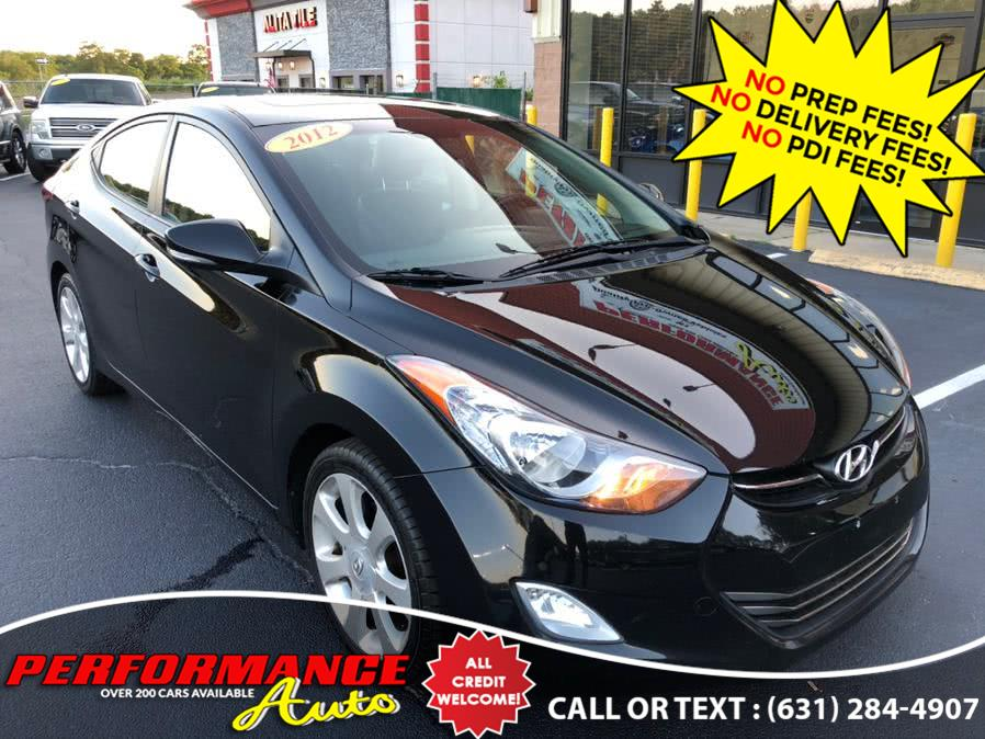 Used 2012 Hyundai Elantra in Bohemia, New York | Performance Auto Inc. Bohemia, New York
