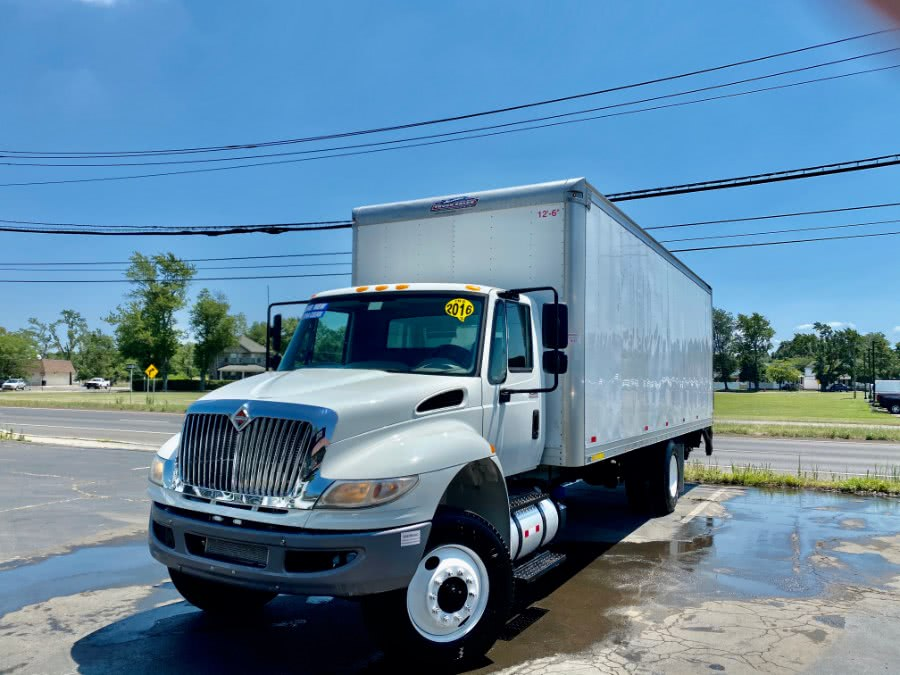 Used 2016 International 4300 Sba in Burlington, New Jersey | Aladdin Truck Sales. Burlington, New Jersey