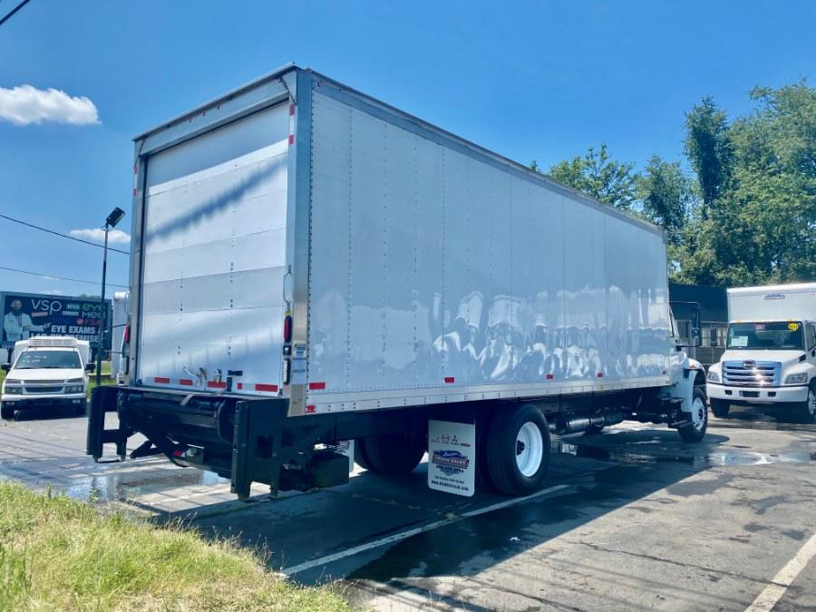Used International 4300 Sba BOX TRUCK 2016 | Aladdin Truck Sales. Burlington, New Jersey