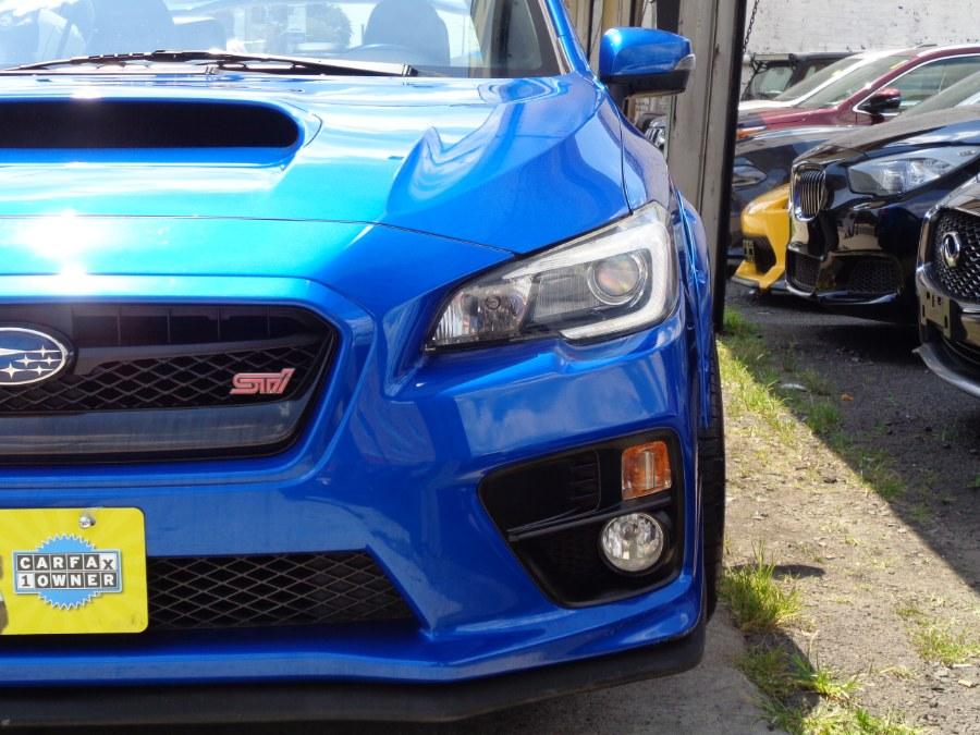 Used Subaru WRX STI AWD Manual Launch Edition 2015 | Top Speed Motors LLC. Jamaica, New York