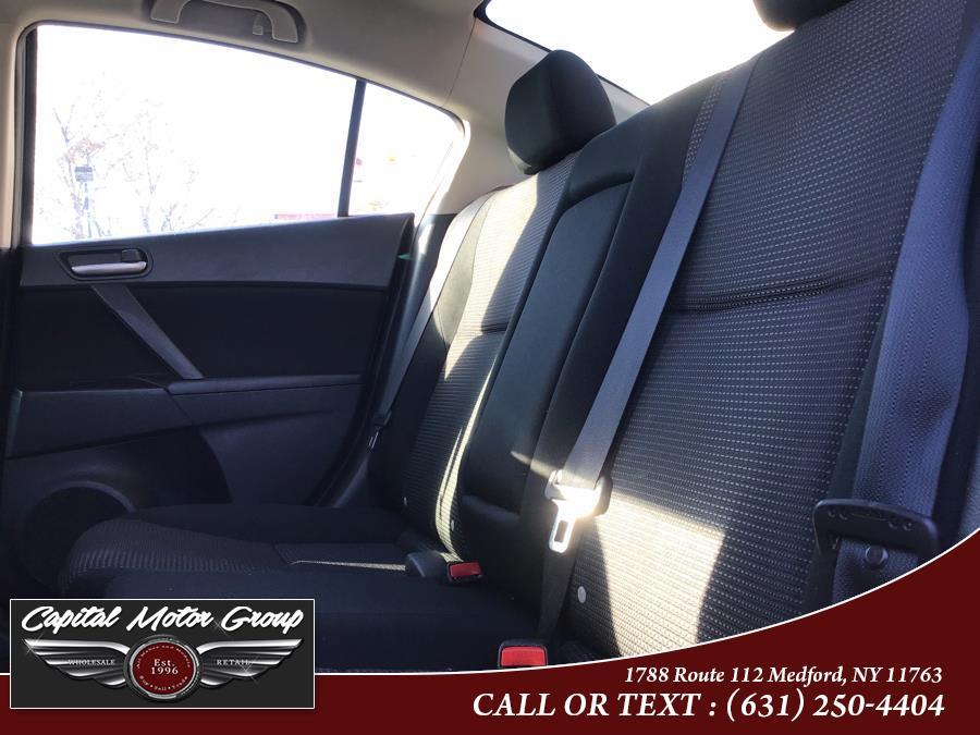 Used Mazda Mazda3 4dr Sdn Auto i Touring 2012 | Capital Motor Group Inc. Medford, New York