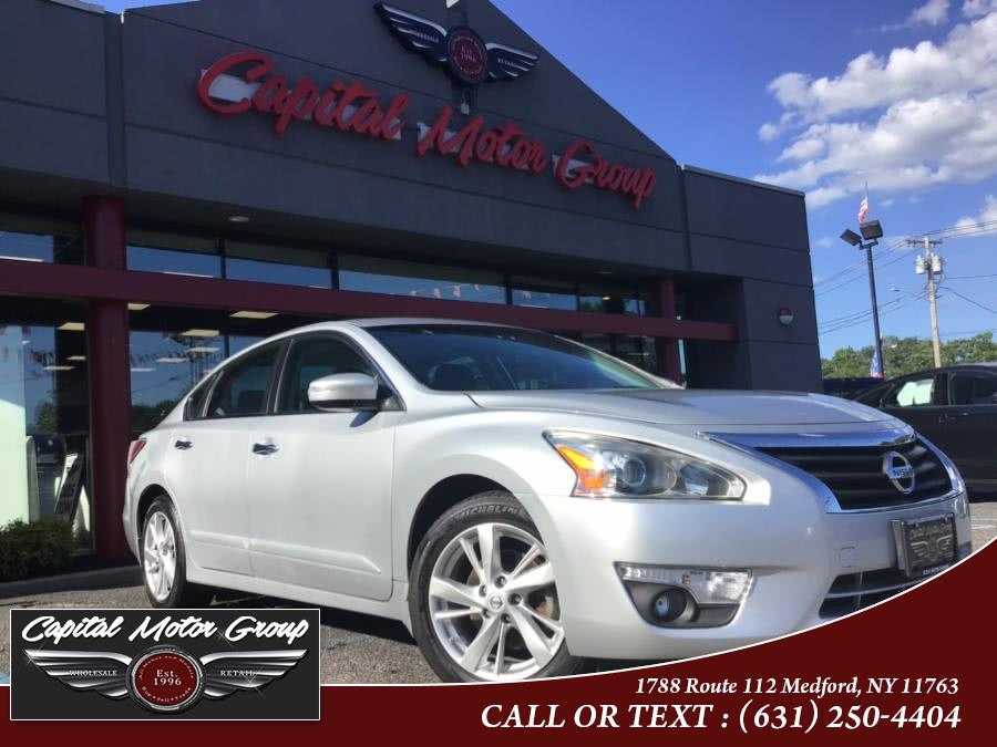 Used Nissan Altima 4dr Sdn I4 2.5 SL 2015 | Capital Motor Group Inc. Medford, New York