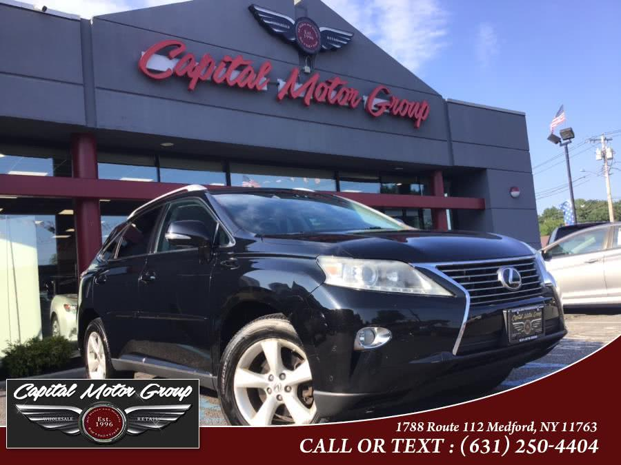 Used Lexus RX 350 AWD 4dr 2013 | Capital Motor Group Inc. Medford, New York