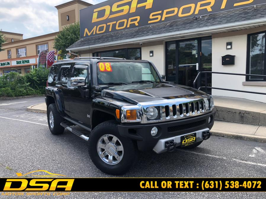 Used HUMMER H3 4WD 4dr SUV Luxury 2008 | DSA Motor Sports Corp. Commack, New York