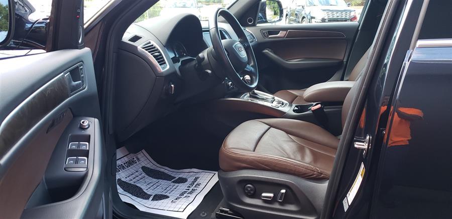 Used Audi Q5 2.0 TFSI Premium Plus 2017 | National Auto Brokers, Inc.. Waterbury, Connecticut
