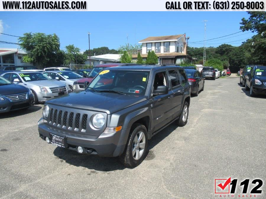 Used Jeep Patriot 4WD 4dr Sport 2014 | 112 Auto Sales. Patchogue, New York