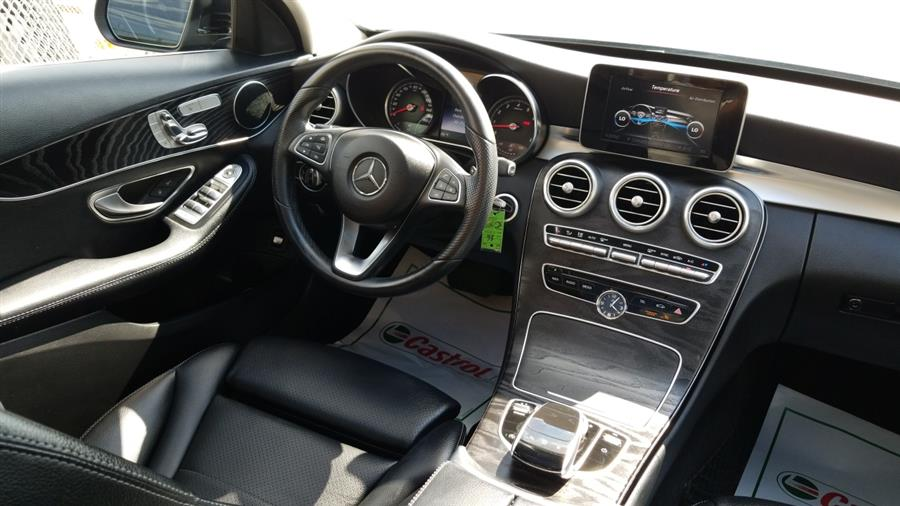 The 2016 Mercedes-Benz C-Class 4dr Sdn C300 4MATIC