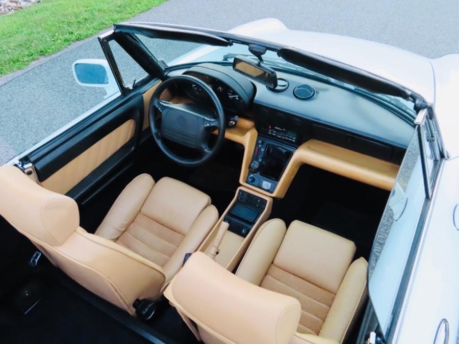 Used Alfa Romeo Spider 2dr Convertible Veloce 1991 | Meccanic Shop North Inc. North Salem, New York