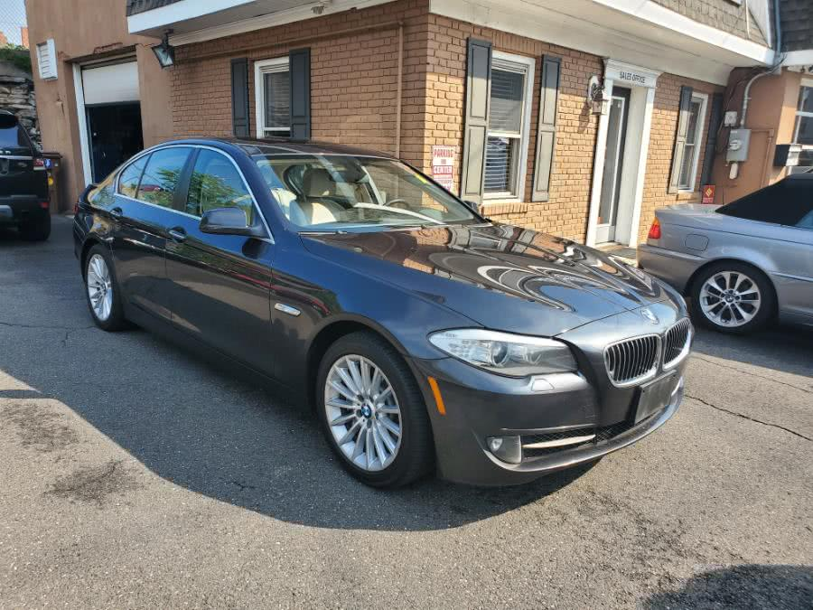 Used 2013 BMW 5 Series in Shelton, Connecticut | Center Motorsports LLC. Shelton, Connecticut