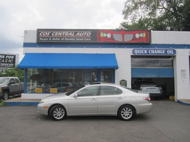 Used 2002 Lexus ES 300 in Meriden, Connecticut | Cos Central Auto. Meriden, Connecticut
