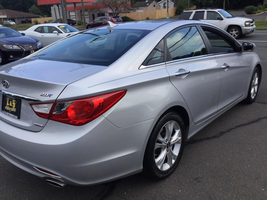 Used Hyundai Sonata 4dr Sdn 2.0L Auto Ltd *Ltd Avail* 2011   L&S Automotive LLC. Plantsville, Connecticut