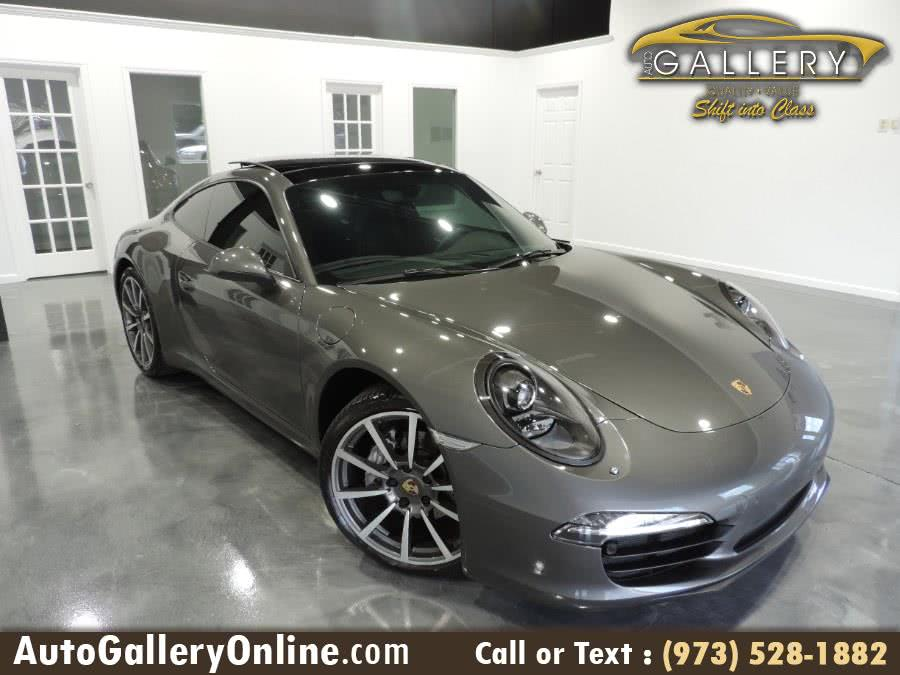 Used 2014 Porsche 911 in Lodi, New Jersey | Auto Gallery. Lodi, New Jersey