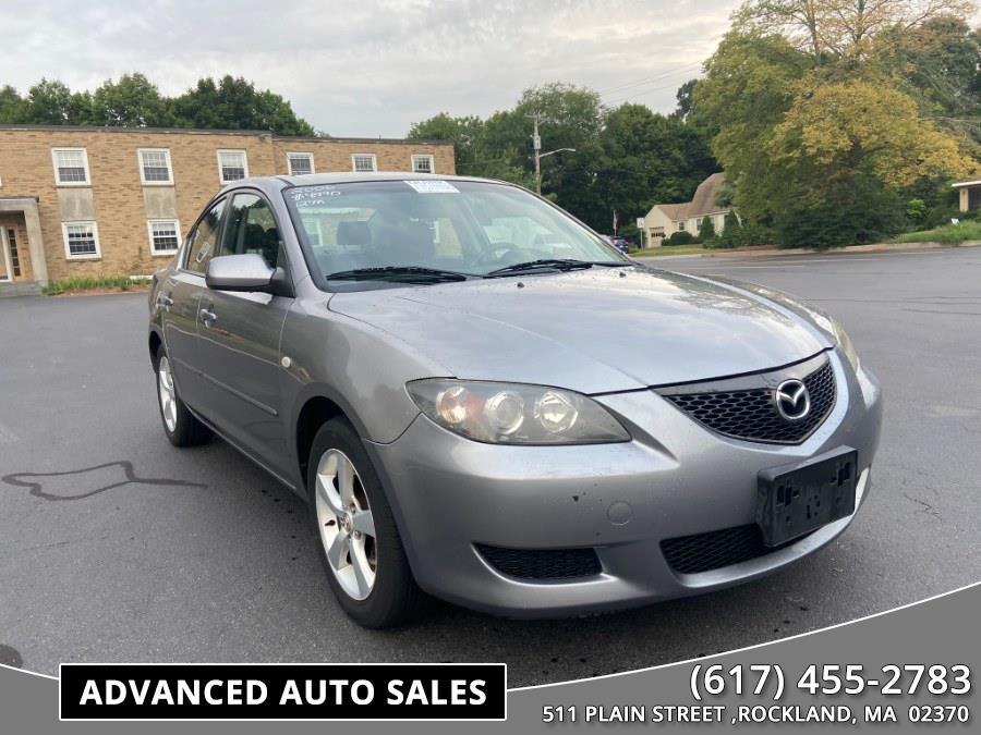 Used Mazda Mazda3 4dr Sdn i Auto 2006   Advanced Auto Sales. Rockland, Massachusetts