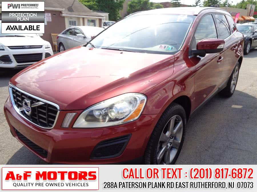 Used Volvo XC60 AWD 4dr T6 Platinum 2013 | A&F Motors LLC. East Rutherford, New Jersey