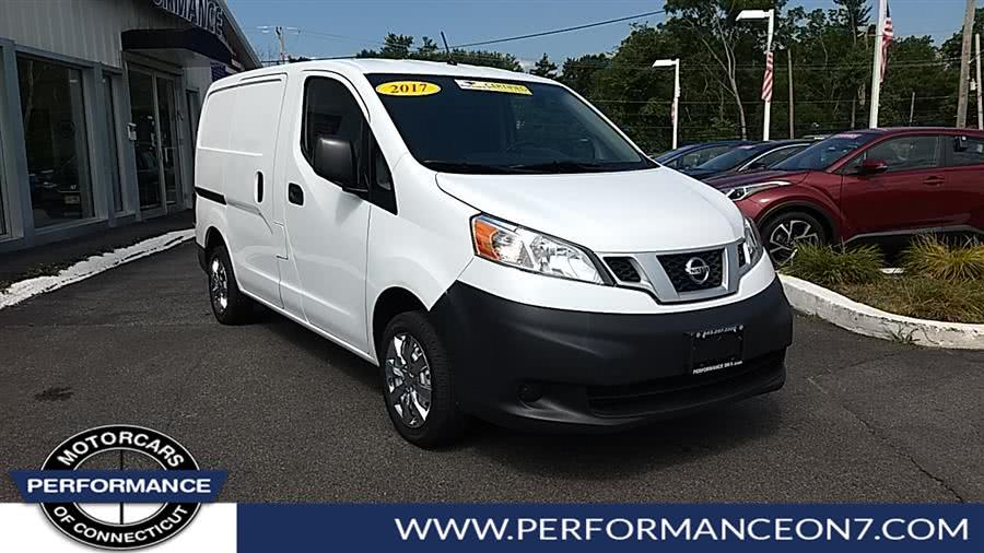 Used Nissan NV200 Compact Cargo I4 SV 2017 | Performance Motor Cars. Wilton, Connecticut