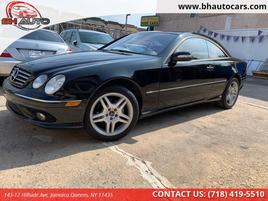 Used Mercedes-Benz CL-Class 2dr Cpe 5.0L 2006 | BH Auto. Jamaica Queens, New York