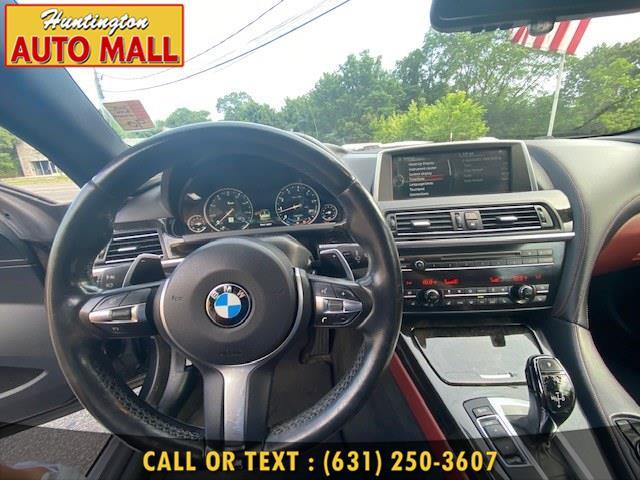 Used BMW 6 Series 2dr Conv 650i RWD 2015 | Huntington Auto Mall. Huntington Station, New York