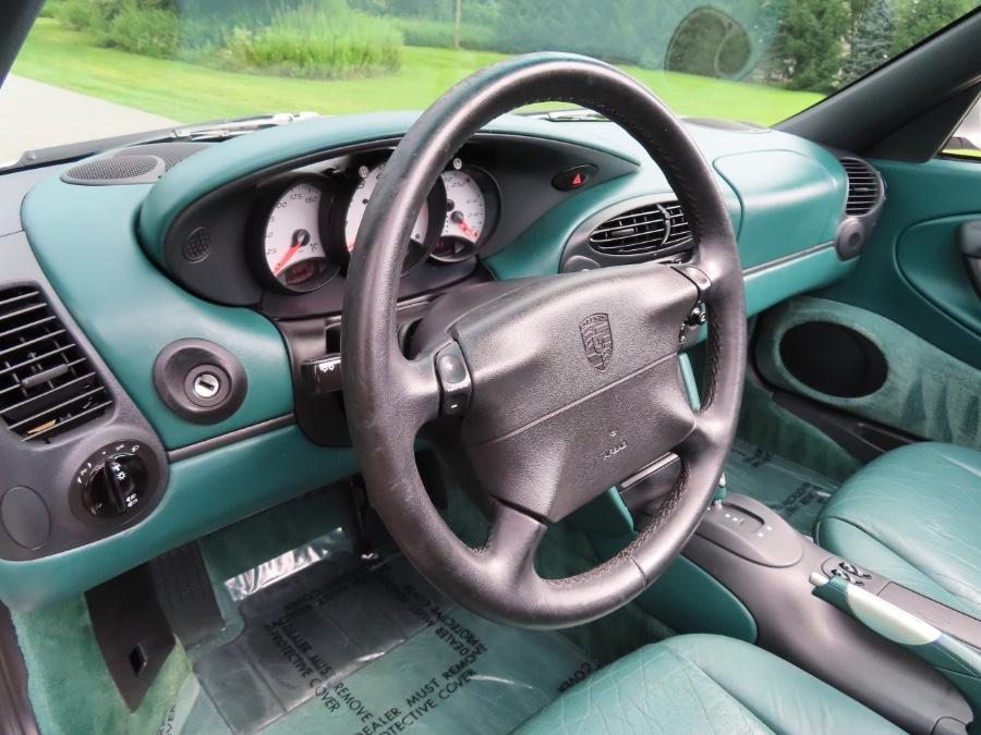 Used Porsche Boxster 2dr Roadster w/Tiptronic 1998 | Meccanic Shop North Inc. North Salem, New York