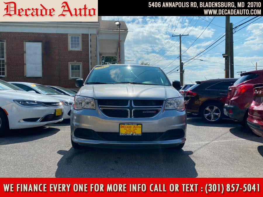 Used 2017 Dodge Grand Caravan in Bladensburg, Maryland | Decade Auto. Bladensburg, Maryland