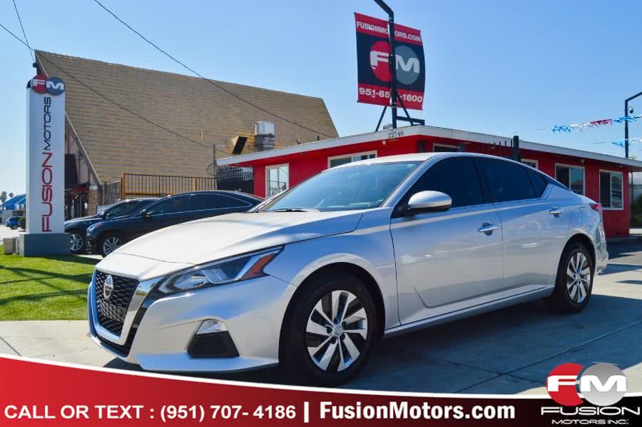 Used 2020 Nissan Altima in Moreno Valley, California   Fusion Motors Inc. Moreno Valley, California