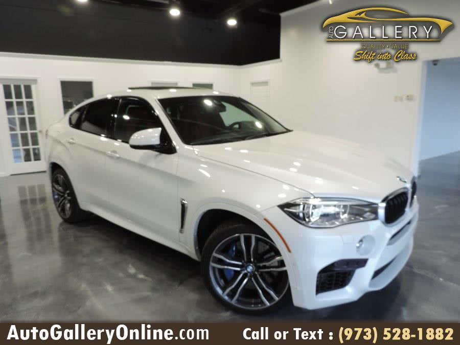 Used 2017 BMW X6 M in Lodi, New Jersey | Auto Gallery. Lodi, New Jersey