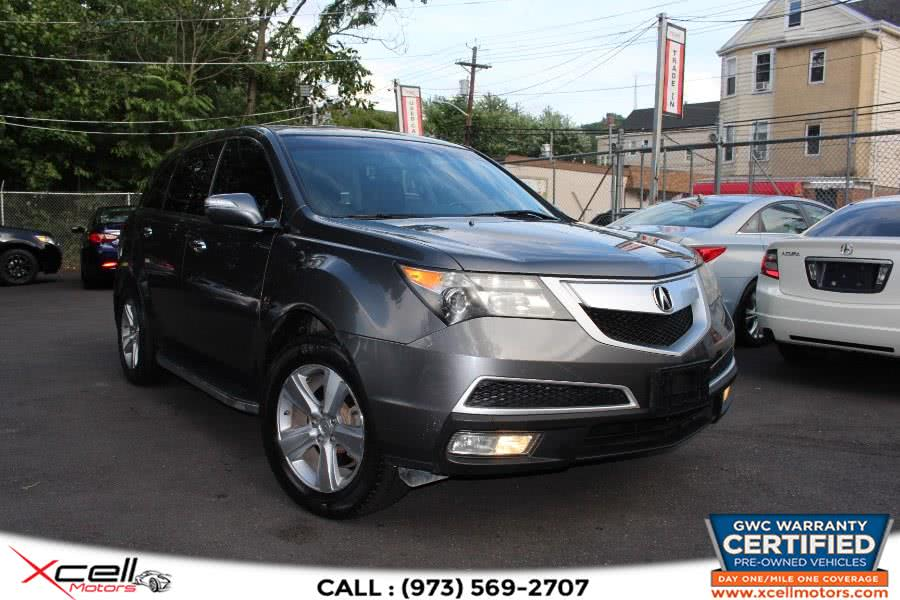 Used 2010 Acura MDX Tech/pkg in Paterson, New Jersey | Xcell Motors LLC. Paterson, New Jersey