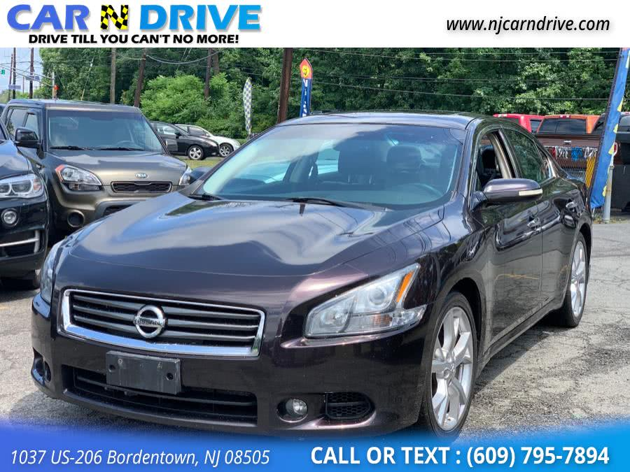 Used Nissan Maxima SV 2012 | Car N Drive. Bordentown, New Jersey