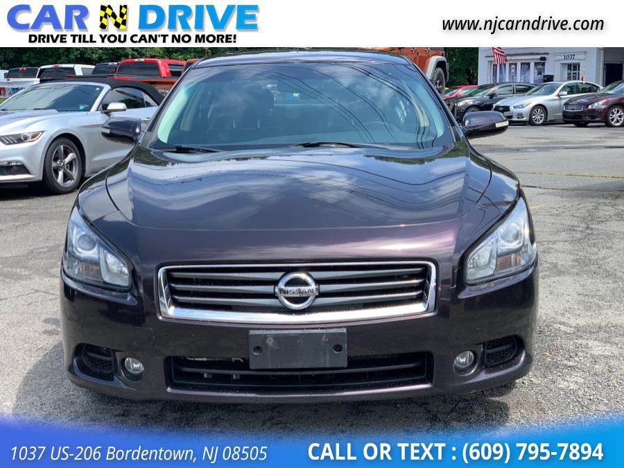Used Nissan Maxima SV 2012   Car N Drive. Bordentown, New Jersey