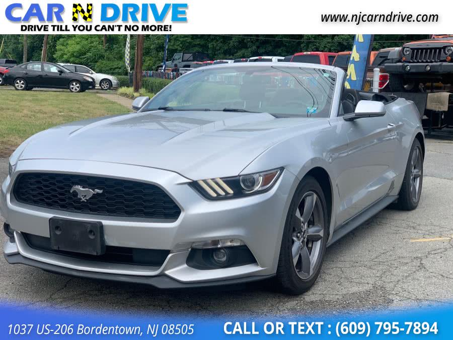 Used 2015 Ford Mustang in Bordentown, New Jersey | Car N Drive. Bordentown, New Jersey