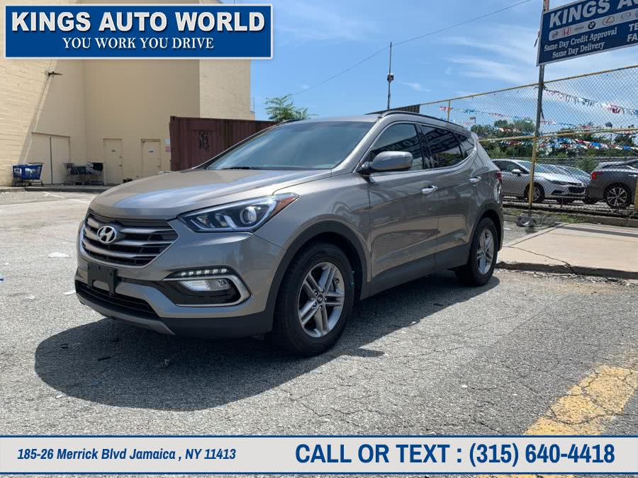 Used Hyundai Santa Fe Sport 2.4L Auto AWD 2018 | Kings Auto World. Jamaica , New York