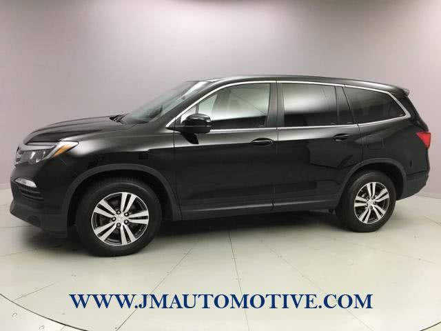 Used 2017 Honda Pilot in Naugatuck, Connecticut | J&M Automotive Sls&Svc LLC. Naugatuck, Connecticut