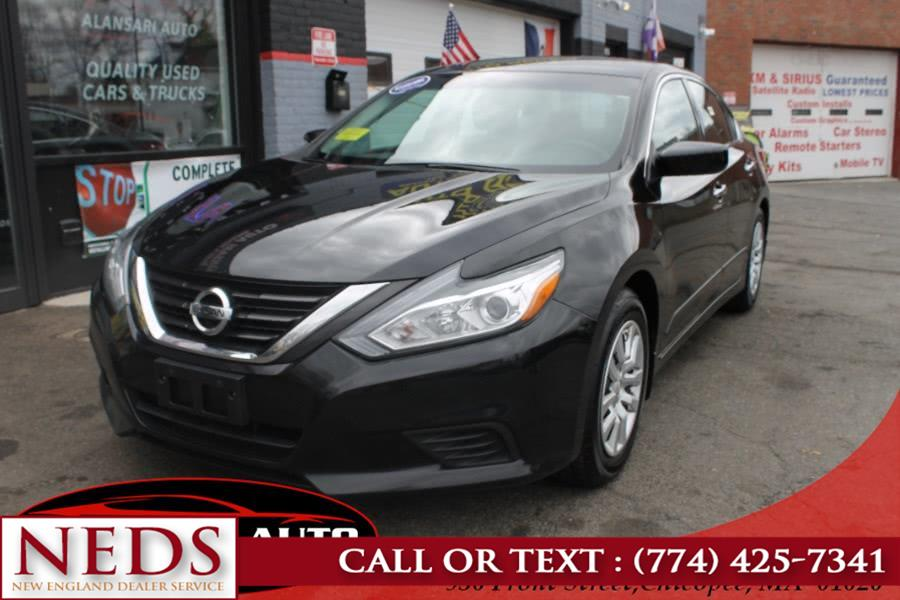 Used 2016 Nissan Altima in Indian Orchard, Massachusetts | New England Dealer Services. Indian Orchard, Massachusetts