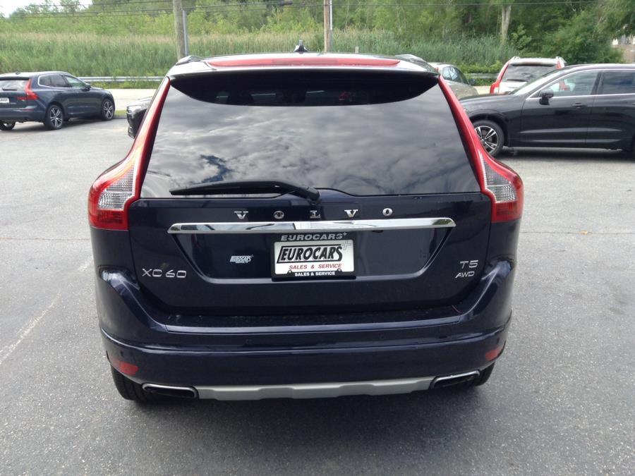 Used Volvo XC60 T5 AWD Inscription 2017   Eurocars Plus. Groton, Connecticut