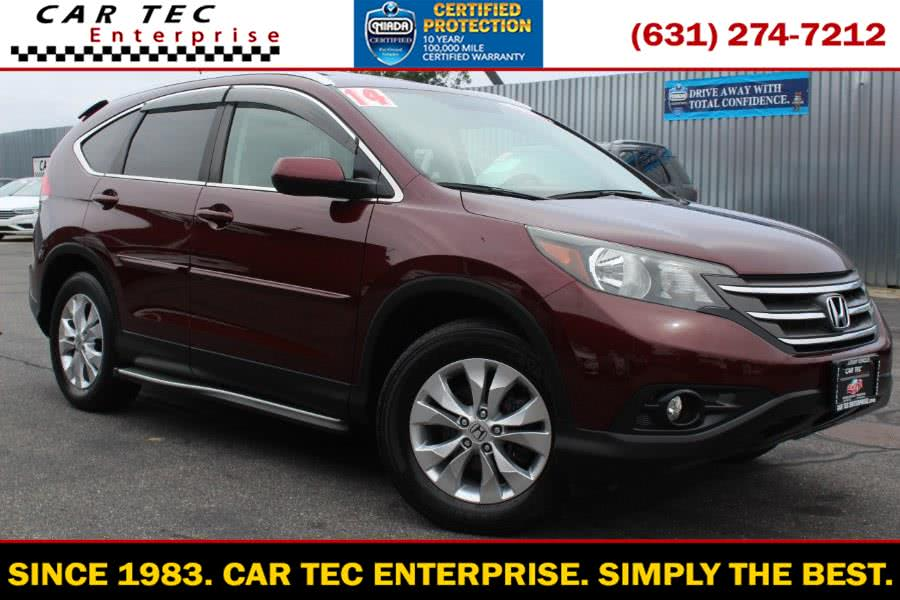2014 Honda CR-V AWD 5dr EX-L w/RES, available for sale in Deer Park, NY