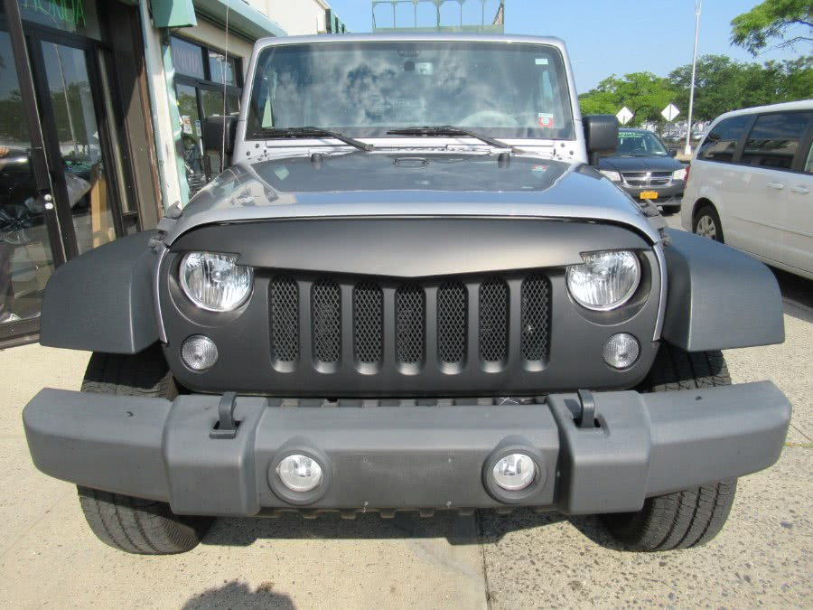 Used 2018 Jeep Wrangler JK Unlimited in Woodside, New York | Pepmore Auto Sales Inc.. Woodside, New York