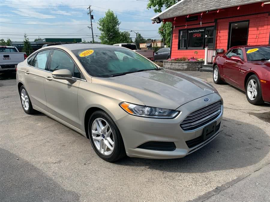 Used 2015 Ford Fusion in Framingham, Massachusetts | Mass Auto Exchange. Framingham, Massachusetts
