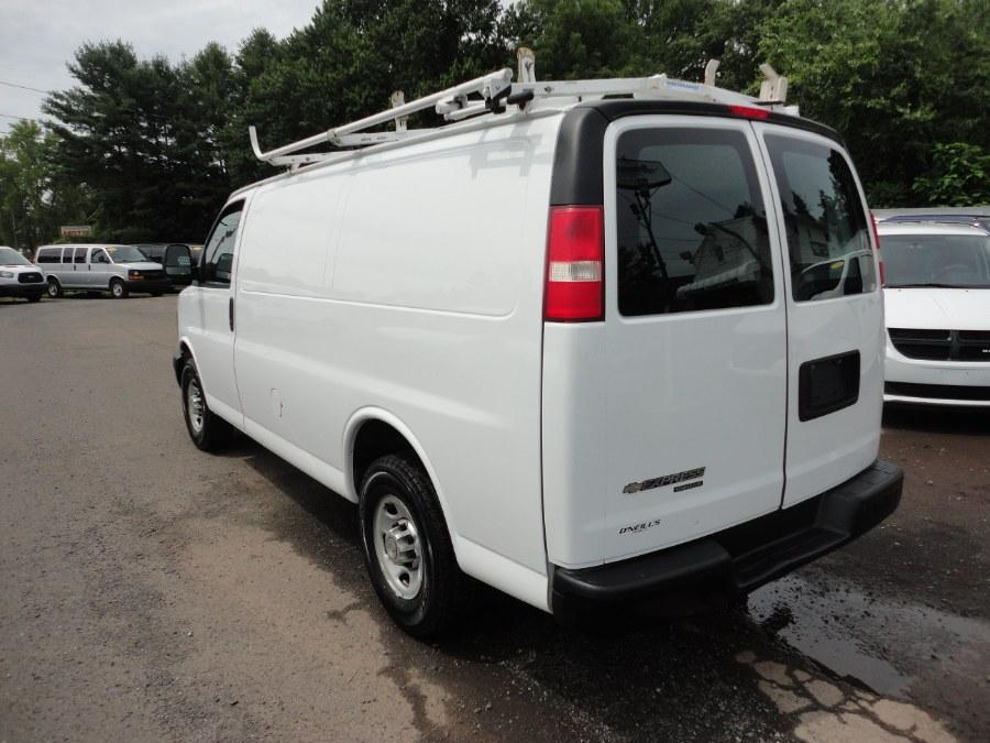 "Used Chevrolet Express Cargo Van RWD 2500 135"" 2012   International Motorcars llc. Berlin, Connecticut"