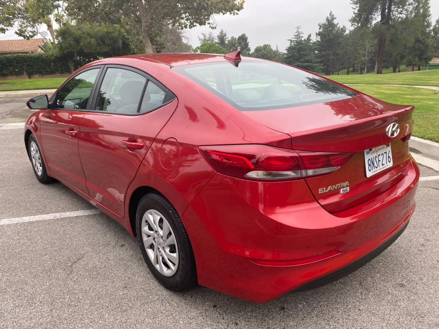 Used Hyundai Elantra SE 2.0L Auto (Alabama) 2017 | Green Light Auto. Corona, California