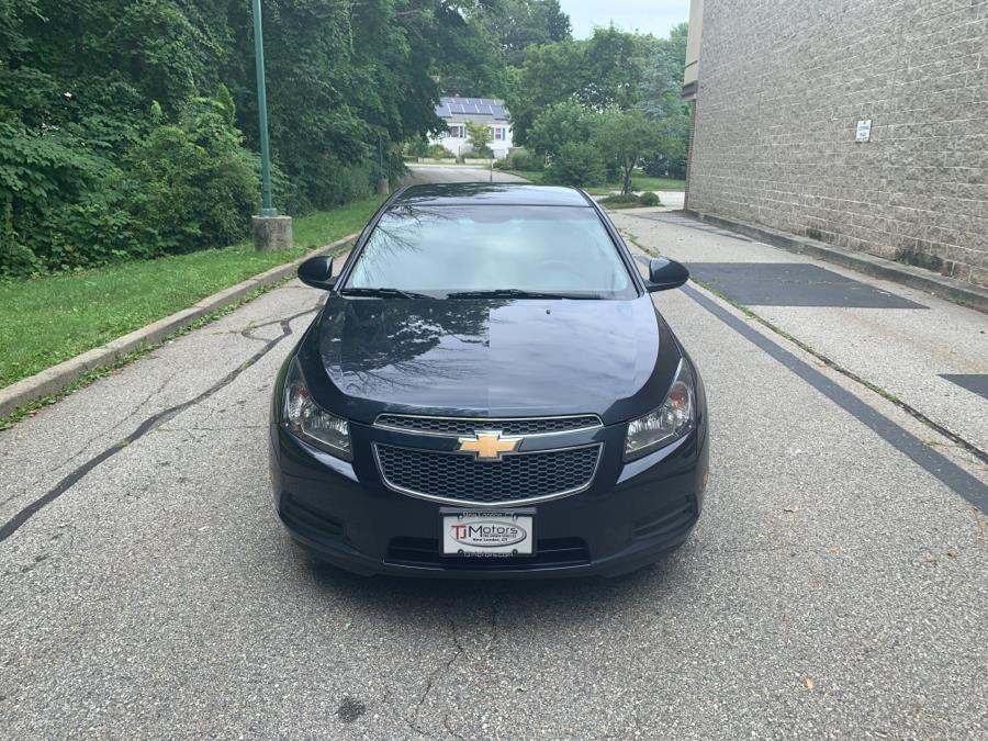 Used Chevrolet Cruze 4dr Sdn LT 2014   TJ Motors. New London, Connecticut