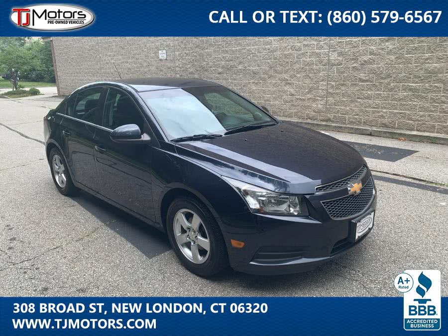 Used 2014 Chevrolet Cruze in New London, Connecticut | TJ Motors. New London, Connecticut
