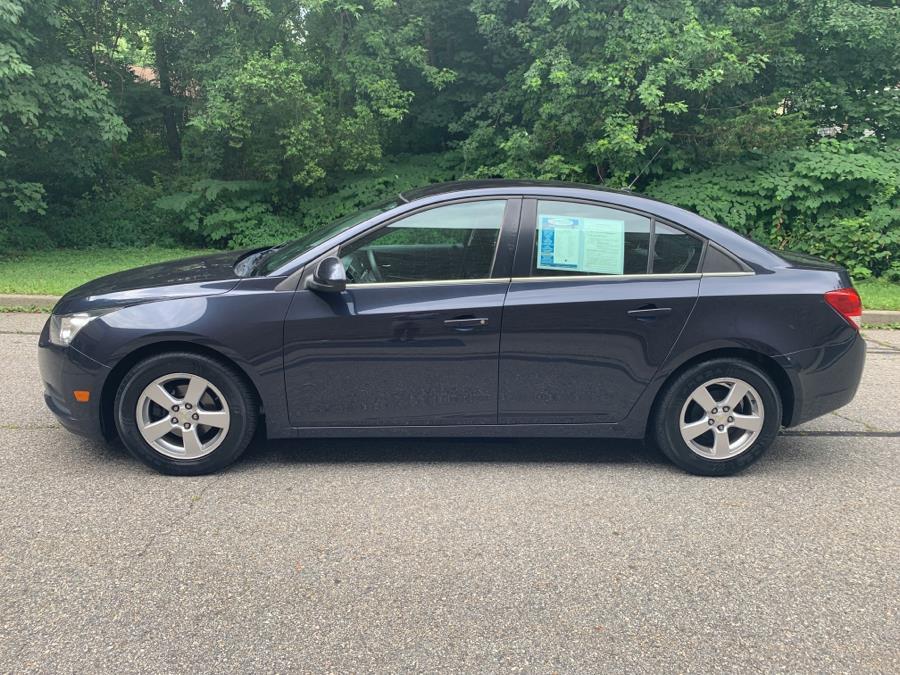 Used Chevrolet Cruze 4dr Sdn LT 2014 | TJ Motors. New London, Connecticut