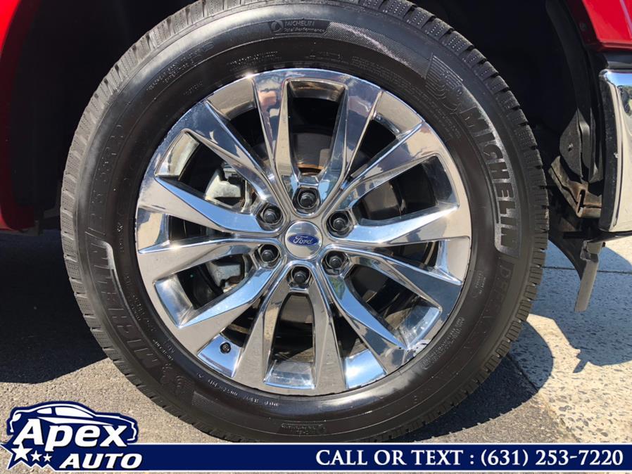 Used Ford F-150 Lariat 4WD SuperCrew 6.5'' Box 2017 | Apex Auto. Selden, New York