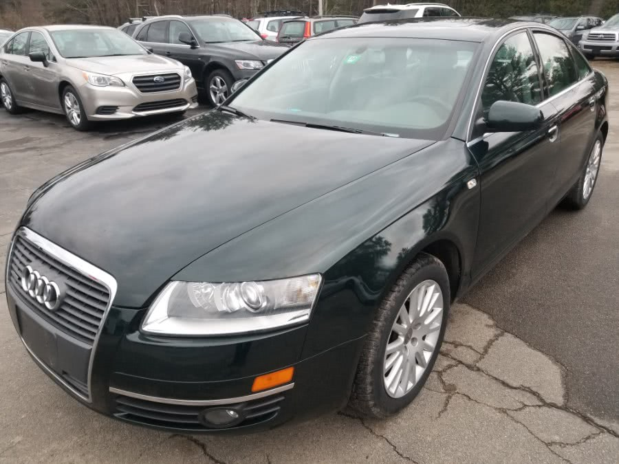 Used 2008 Audi A6 in Auburn, New Hampshire | ODA Auto Precision LLC. Auburn, New Hampshire