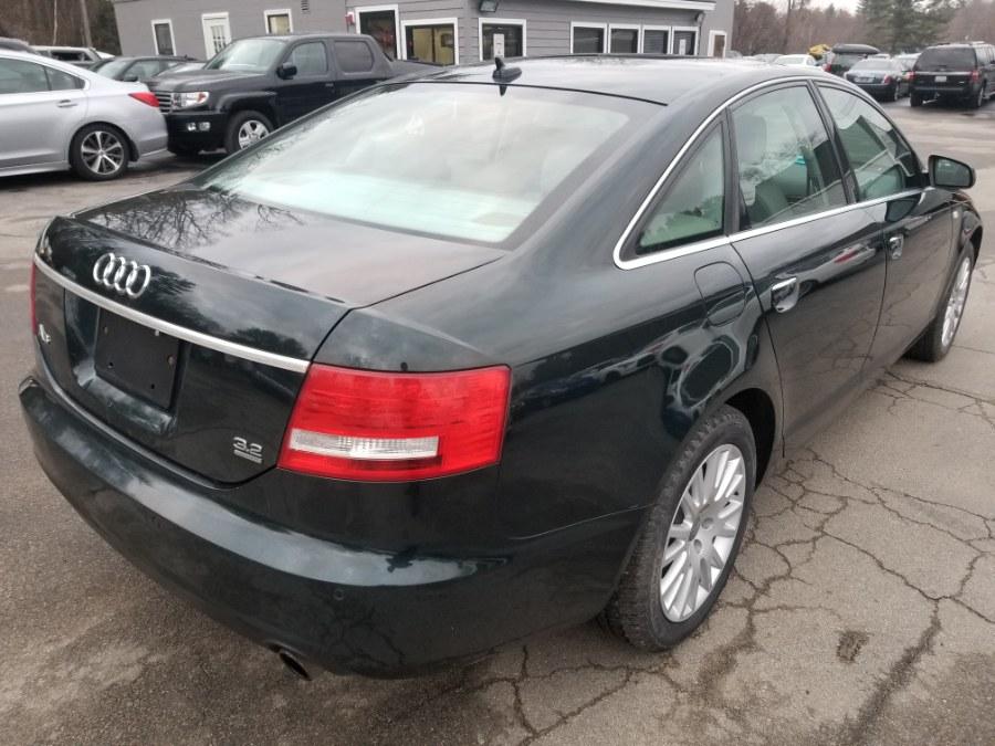 Used Audi A6 4dr Sdn 3.2L quattro 2008 | ODA Auto Precision LLC. Auburn, New Hampshire